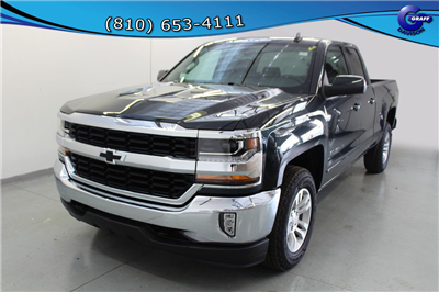 2018 Silverado 1500 Extended Cab 4x4 Pickup #6-10250 - photo 1