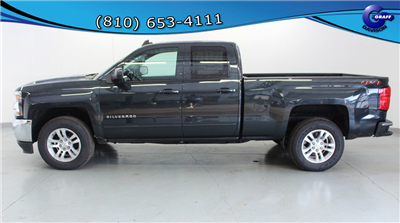 2018 Silverado 1500 Extended Cab 4x4 Pickup #6-10250 - photo 30