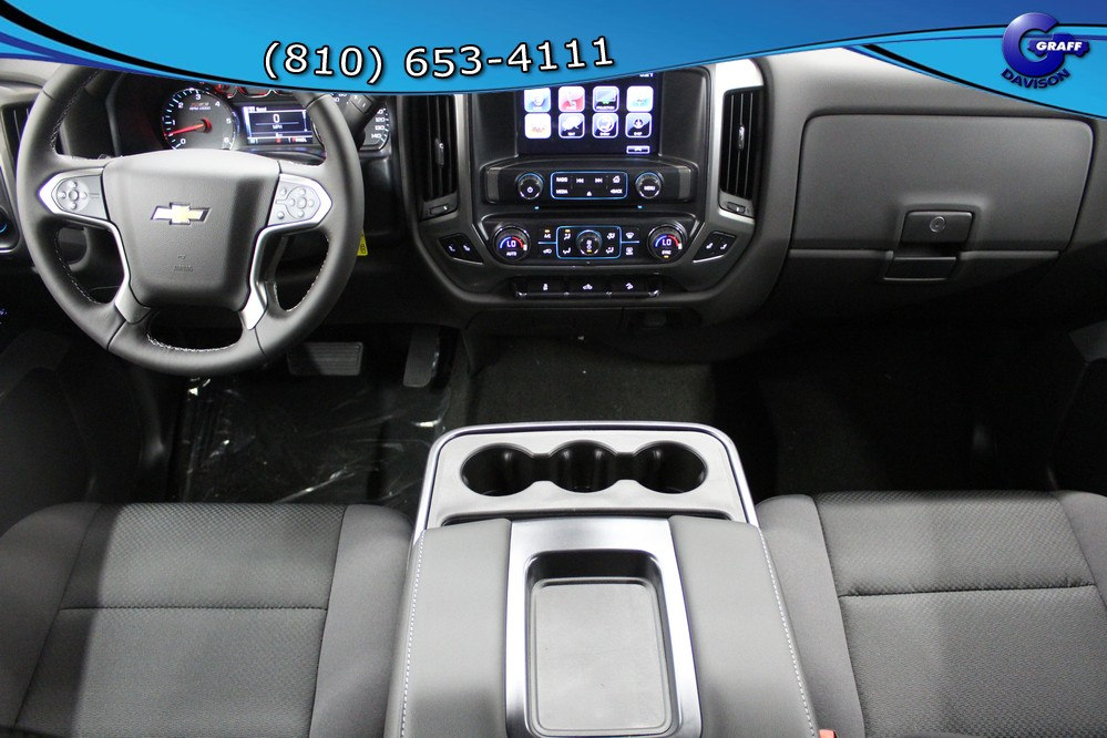 2018 Silverado 1500 Double Cab 4x4, Pickup #6-10261 - photo 11