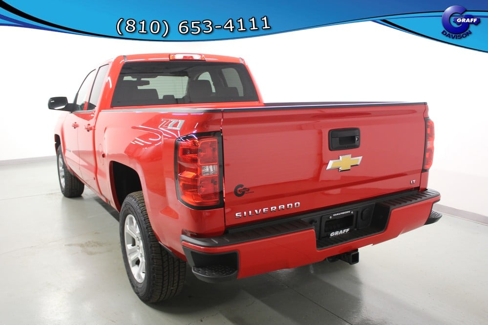 2018 Silverado 1500 Double Cab 4x4, Pickup #6-10261 - photo 2