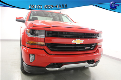 2018 Silverado 1500 Double Cab 4x4, Pickup #6-10261 - photo 6