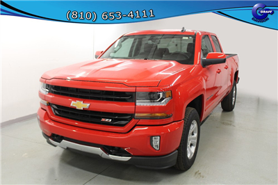 2018 Silverado 1500 Extended Cab 4x4 Pickup #6-10261 - photo 1