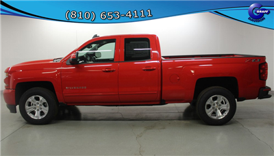 2018 Silverado 1500 Double Cab 4x4, Pickup #6-10261 - photo 29