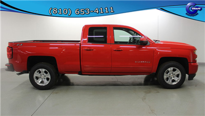 2018 Silverado 1500 Double Cab 4x4, Pickup #6-10261 - photo 31