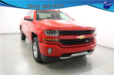 2018 Silverado 1500 Extended Cab 4x4 Pickup #6-10261 - photo 5