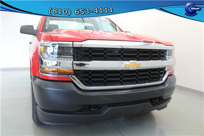 2018 Silverado 1500 Regular Cab 4x4, Pickup #6-10285 - photo 6
