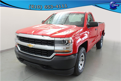 2018 Silverado 1500 Regular Cab 4x4, Pickup #6-10285 - photo 1