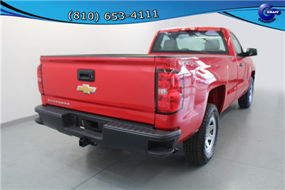 2018 Silverado 1500 Regular Cab 4x4, Pickup #6-10285 - photo 23