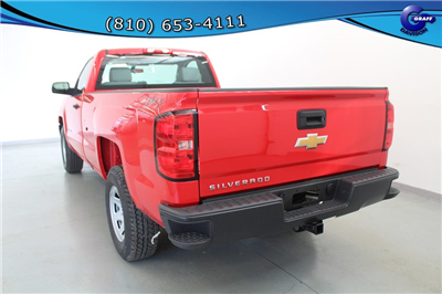 2018 Silverado 1500 Regular Cab 4x4, Pickup #6-10285 - photo 2