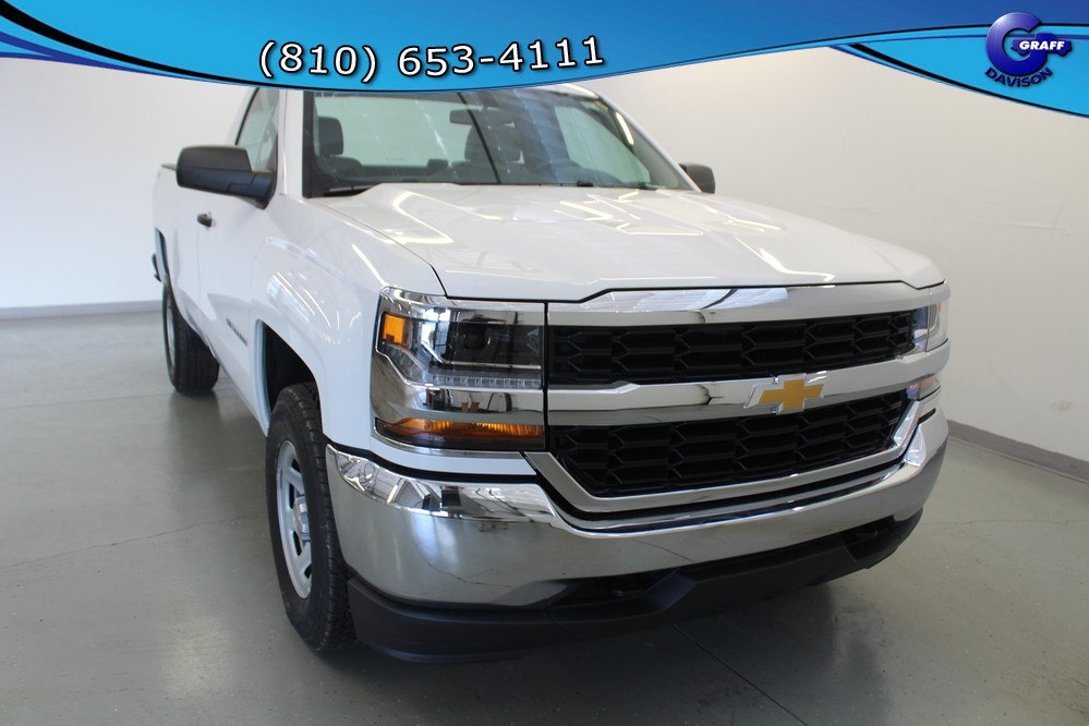 2018 Silverado 1500 Regular Cab 4x4,  Pickup #6-10286 - photo 5