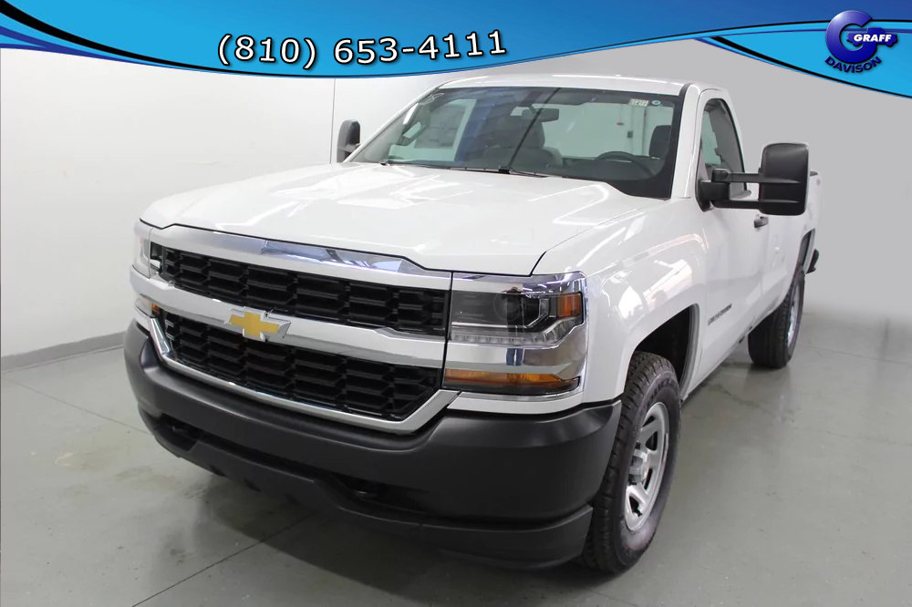 2018 Silverado 1500 Regular Cab 4x4 Pickup #6-10287 - photo 1