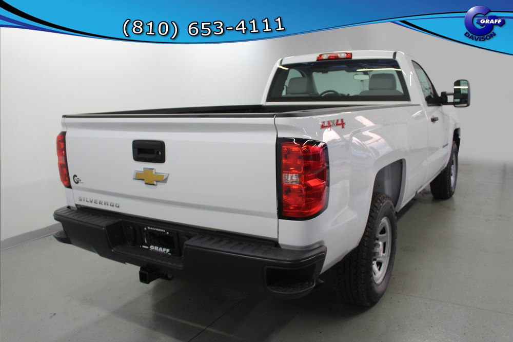 2018 Silverado 1500 Regular Cab 4x4 Pickup #6-10287 - photo 24