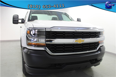 2018 Silverado 1500 Regular Cab 4x4 Pickup #6-10287 - photo 6