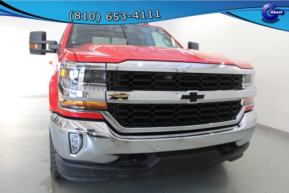 2018 Silverado 1500 Extended Cab 4x4 Pickup #6-10288 - photo 6