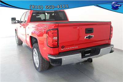 2018 Silverado 1500 Extended Cab 4x4 Pickup #6-10288 - photo 2