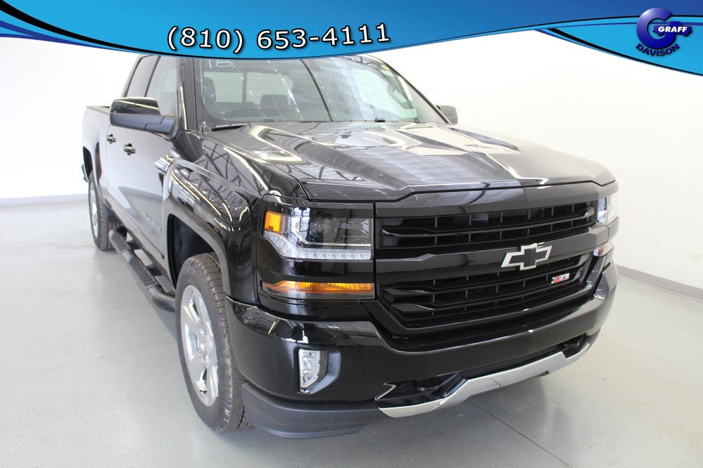 2018 Silverado 1500 Double Cab 4x4, Pickup #6-10291 - photo 7