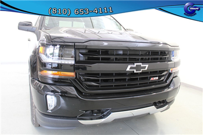 2018 Silverado 1500 Double Cab 4x4, Pickup #6-10291 - photo 8
