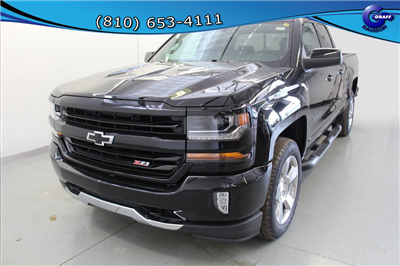 2018 Silverado 1500 Double Cab 4x4, Pickup #6-10291 - photo 1