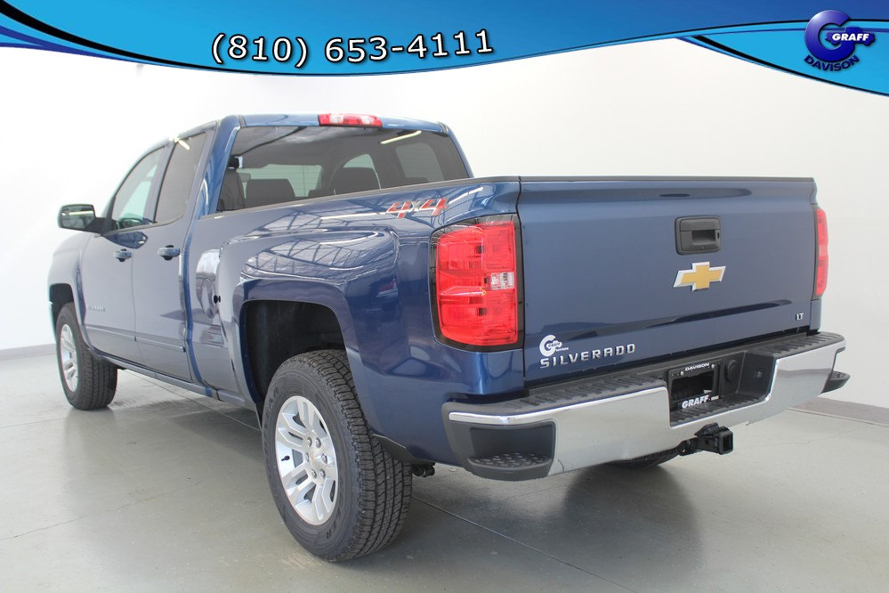 2018 Silverado 1500 Double Cab 4x4, Pickup #6-10424 - photo 2