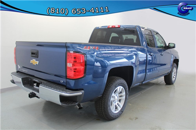 2018 Silverado 1500 Double Cab 4x4, Pickup #6-10424 - photo 22