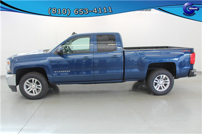 2018 Silverado 1500 Double Cab 4x4, Pickup #6-10424 - photo 3
