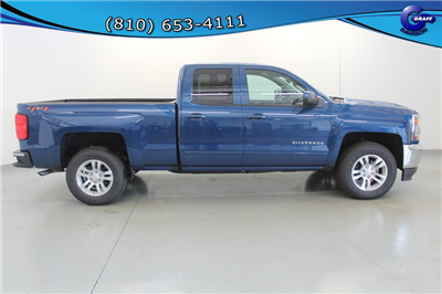 2018 Silverado 1500 Double Cab 4x4, Pickup #6-10424 - photo 6