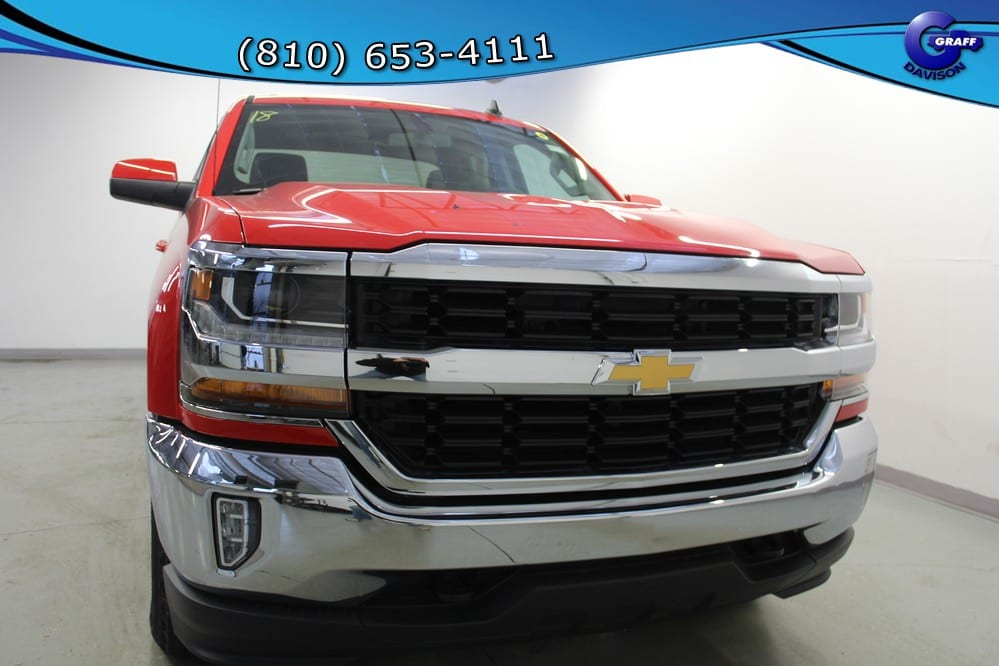 2018 Silverado 1500 Extended Cab 4x4 Pickup #6-10427 - photo 8
