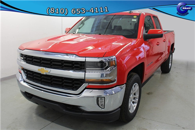 2018 Silverado 1500 Extended Cab 4x4 Pickup #6-10427 - photo 1