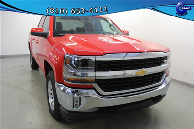 2018 Silverado 1500 Extended Cab 4x4 Pickup #6-10427 - photo 7