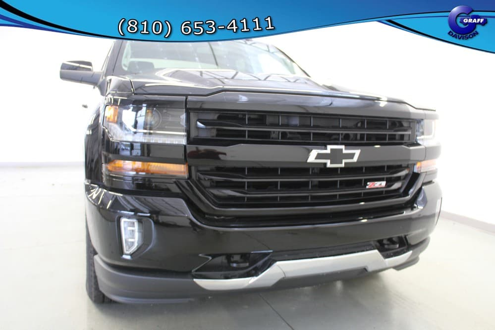 2018 Silverado 1500 Extended Cab 4x4 Pickup #6-10461 - photo 8