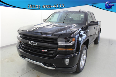 2018 Silverado 1500 Extended Cab 4x4 Pickup #6-10461 - photo 1