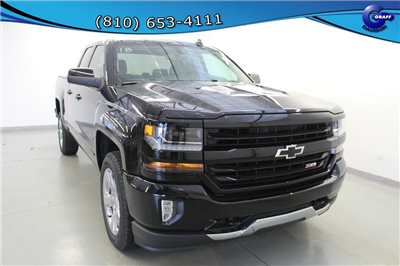 2018 Silverado 1500 Extended Cab 4x4 Pickup #6-10461 - photo 7