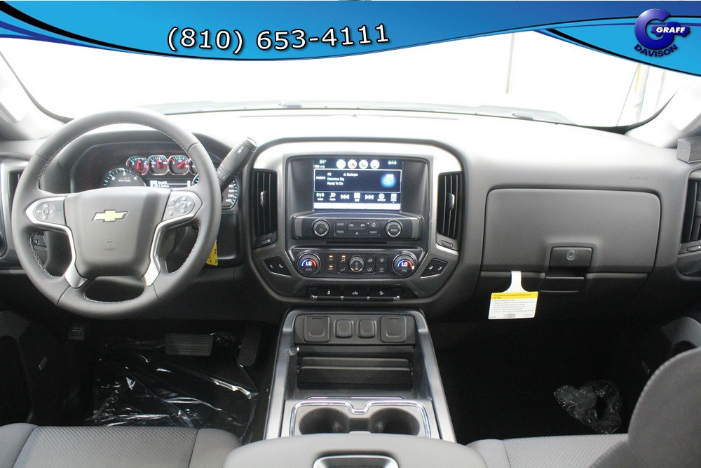 2018 Silverado 1500 Double Cab 4x4, Pickup #6-10484 - photo 11
