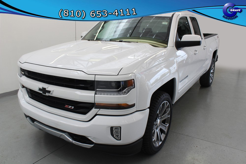 2018 Silverado 1500 Double Cab 4x4, Pickup #6-10484 - photo 1