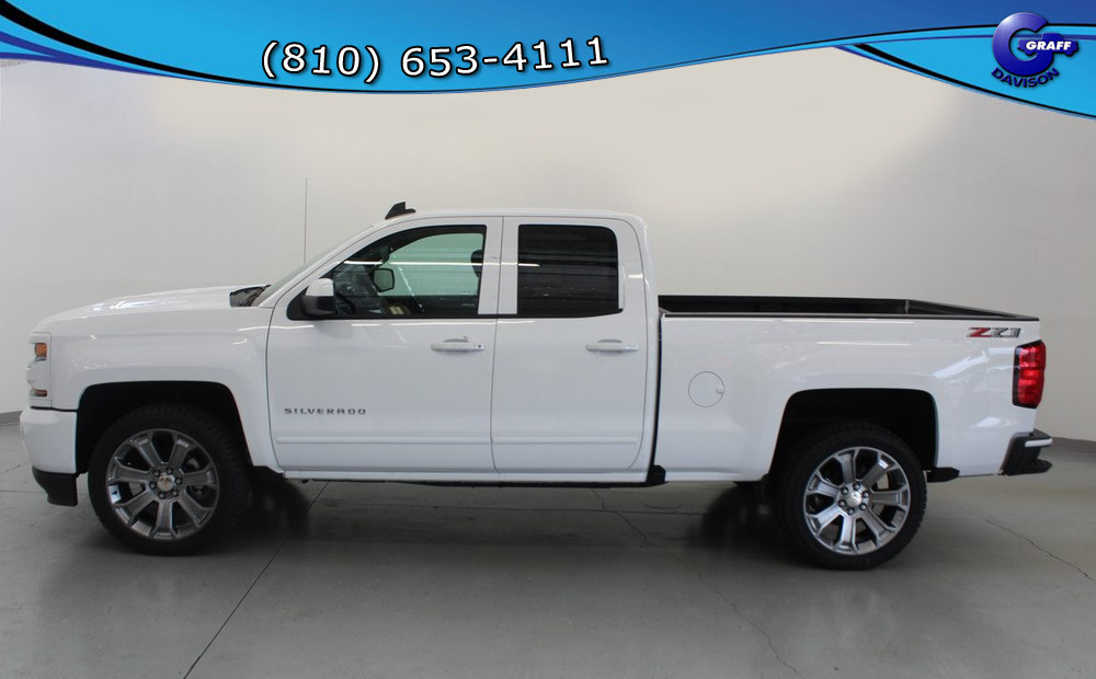 2018 Silverado 1500 Double Cab 4x4, Pickup #6-10484 - photo 20