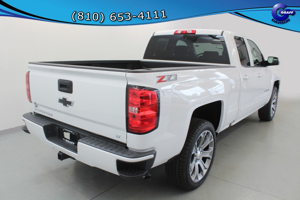 2018 Silverado 1500 Double Cab 4x4, Pickup #6-10484 - photo 21