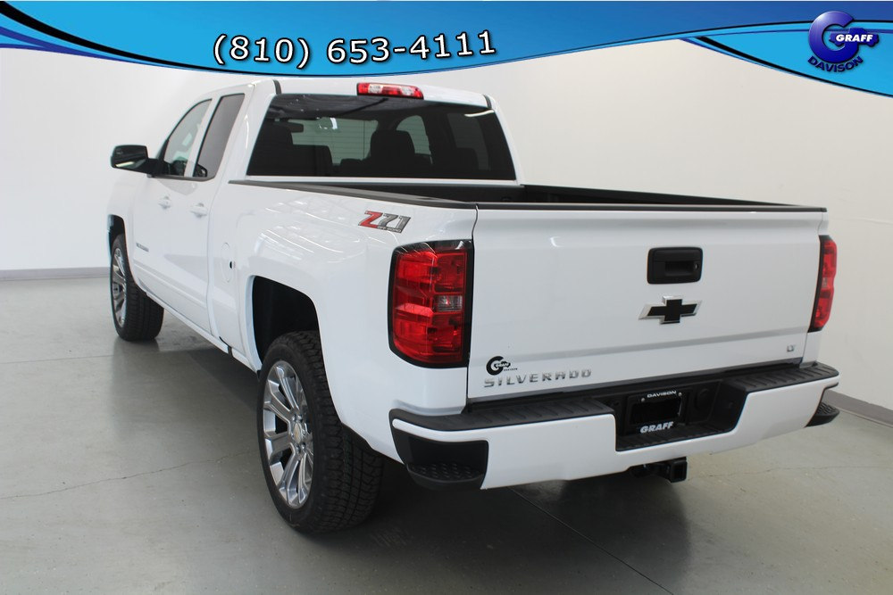 2018 Silverado 1500 Double Cab 4x4, Pickup #6-10484 - photo 2