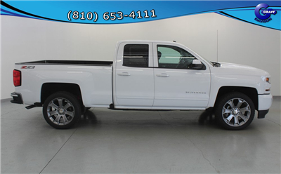 2018 Silverado 1500 Double Cab 4x4, Pickup #6-10484 - photo 22