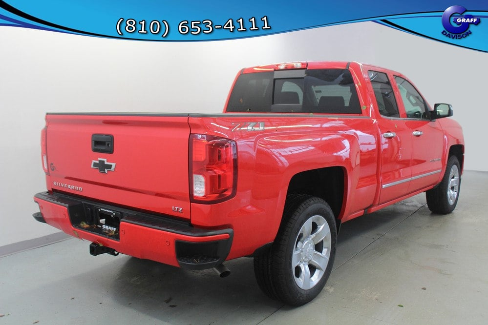 2018 Silverado 1500 Extended Cab 4x4 Pickup #6-10594 - photo 24