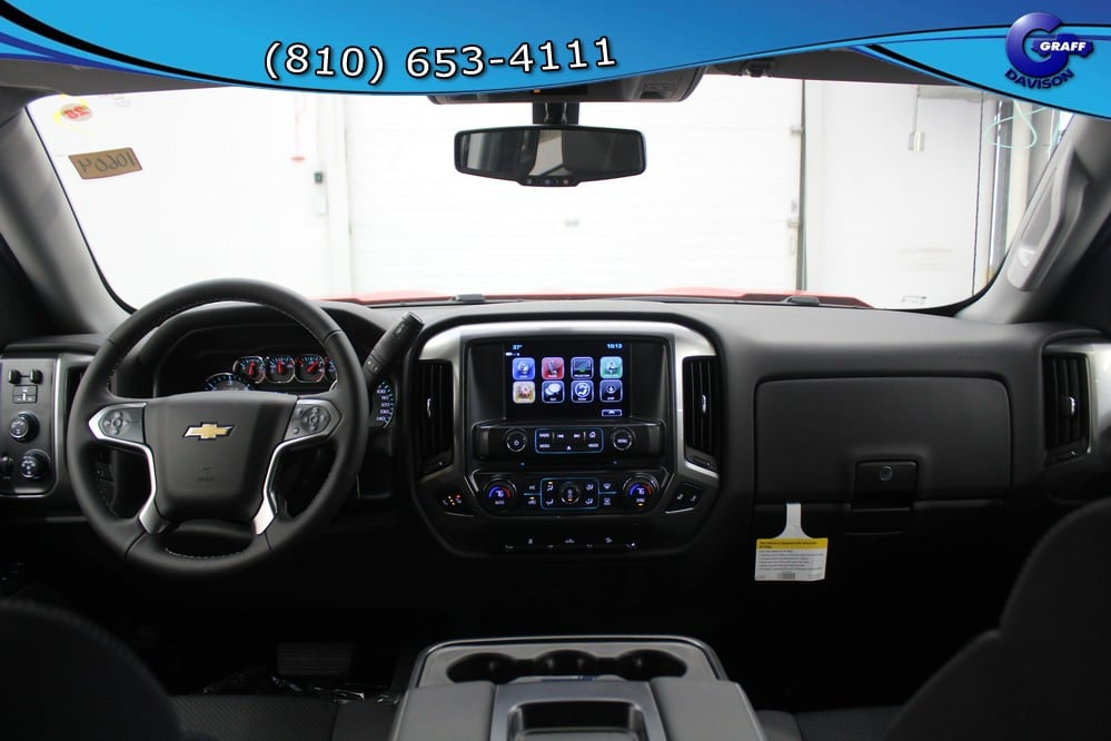 2018 Silverado 1500 Double Cab 4x4, Pickup #6-10604 - photo 13