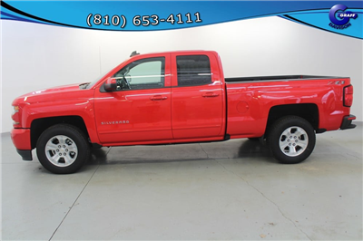 2018 Silverado 1500 Double Cab 4x4, Pickup #6-10604 - photo 3