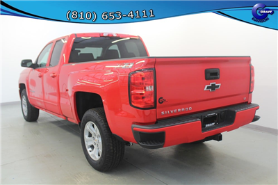 2018 Silverado 1500 Double Cab 4x4, Pickup #6-10604 - photo 2