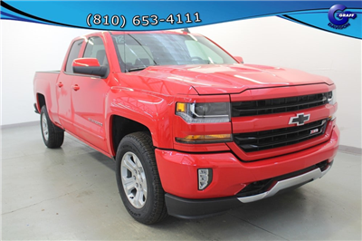 2018 Silverado 1500 Double Cab 4x4, Pickup #6-10604 - photo 7