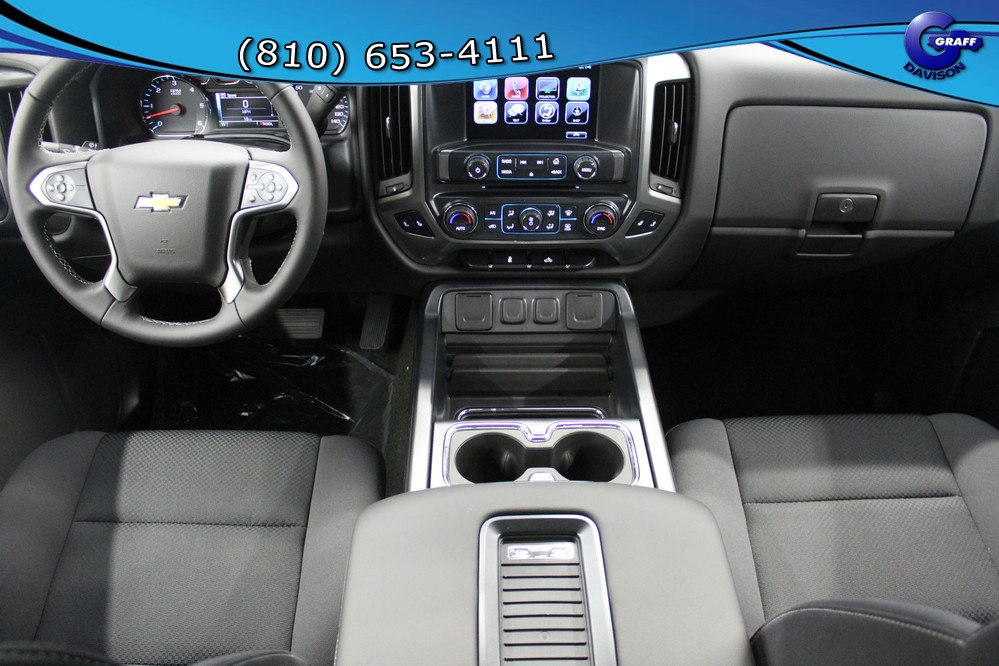 2018 Silverado 1500 Extended Cab 4x4 Pickup #6-10612 - photo 12