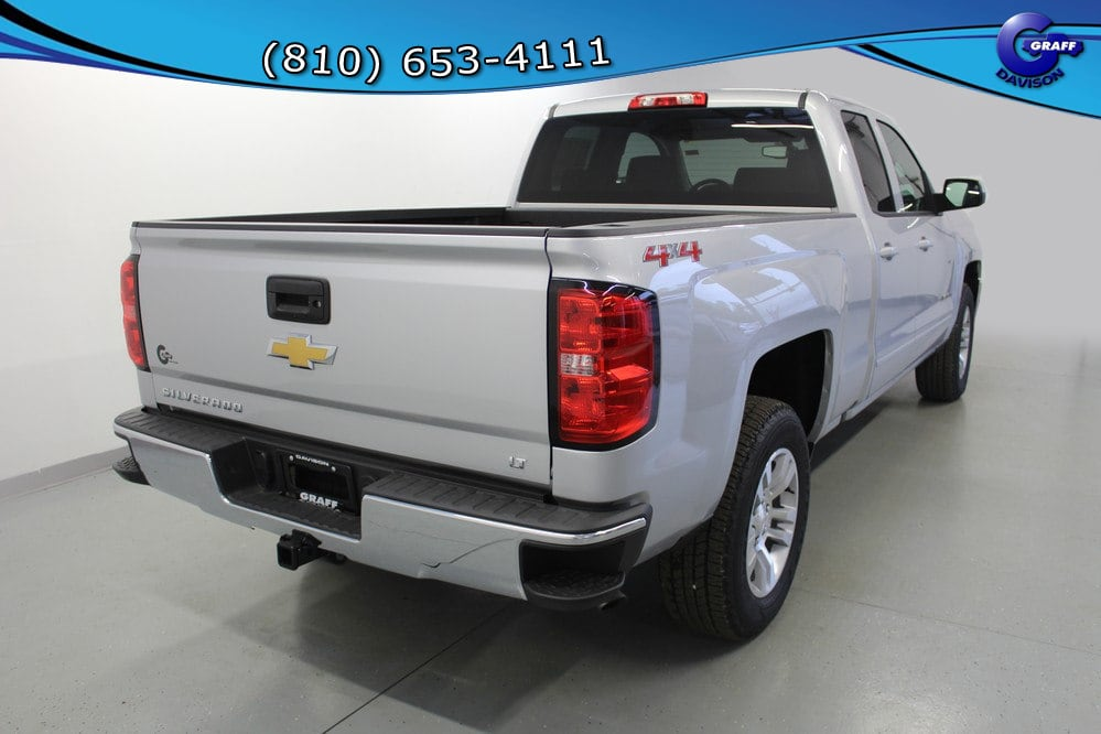 2018 Silverado 1500 Extended Cab 4x4 Pickup #6-10612 - photo 33