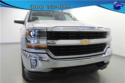 2018 Silverado 1500 Extended Cab 4x4 Pickup #6-10612 - photo 8