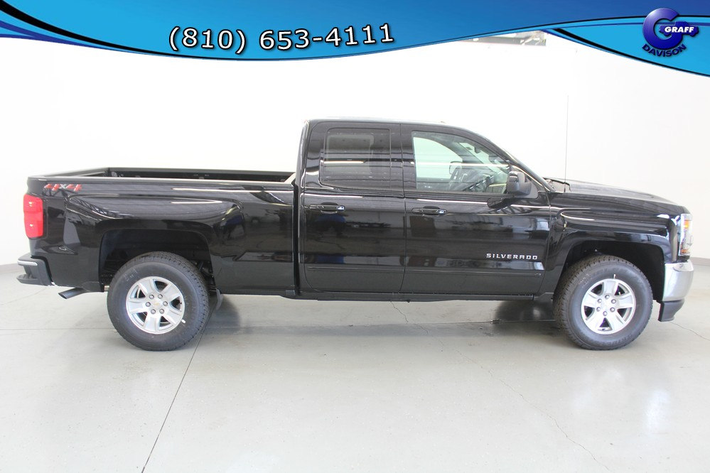 2018 Silverado 1500 Double Cab 4x4, Pickup #6-10618 - photo 11