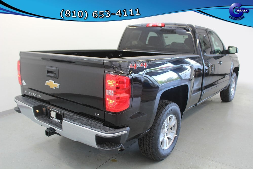 2018 Silverado 1500 Double Cab 4x4, Pickup #6-10618 - photo 20