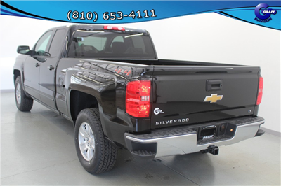 2018 Silverado 1500 Double Cab 4x4, Pickup #6-10618 - photo 2