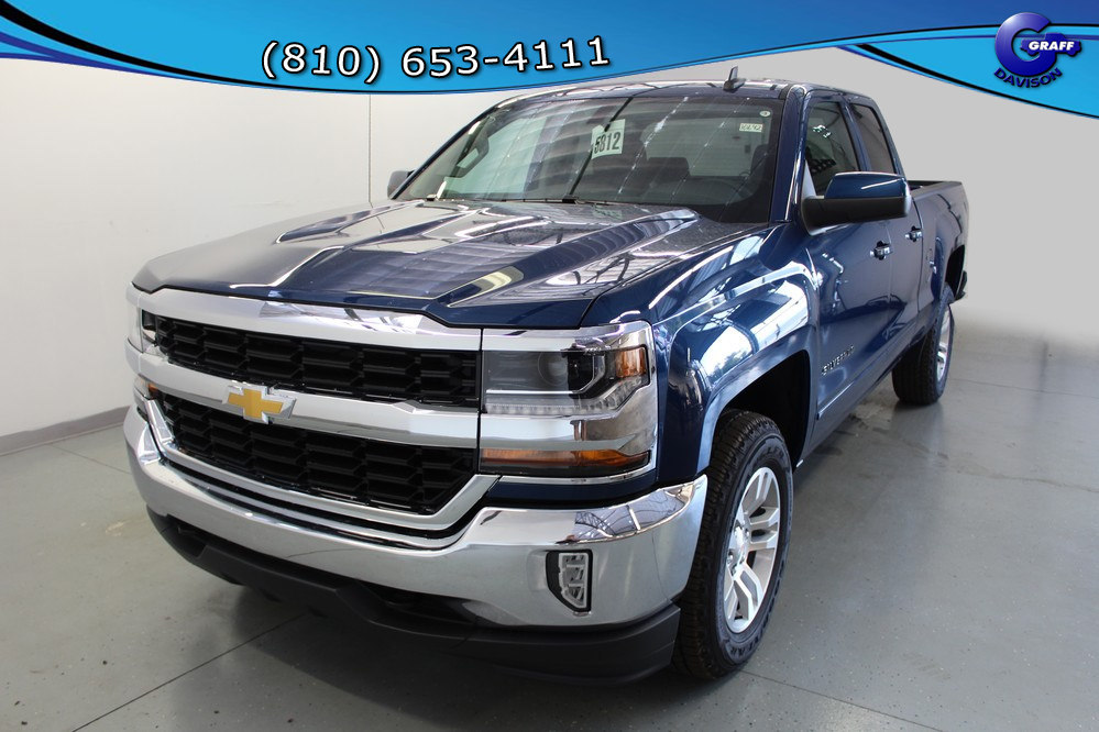 2018 Silverado 1500 Double Cab 4x4, Pickup #6-10642 - photo 1